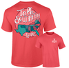 Southernology -Talk Southern To Me Tee Shirt (Lead Time 2 Weeks)