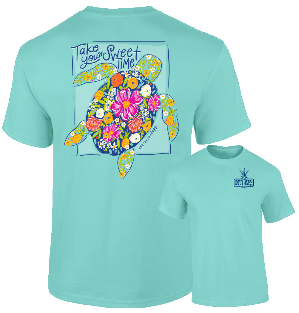 Southernology - Take Your Sweet Time Tee Shirt (Lead Time 2 Weeks)