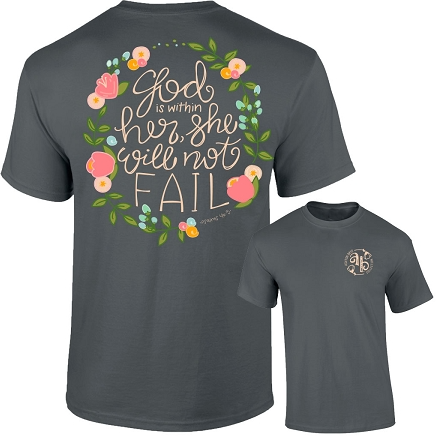 Ashton Brye by Southernology - Within Her Tee Shirt (Lead Time 2 Weeks)