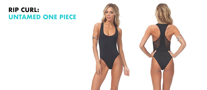 Rip Curl Untamed One Piece Bikini