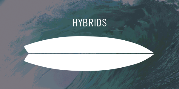 Hybrid Surfboards
