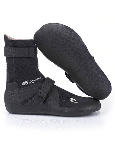 Rip Curl Surf Booties Flashbomb 3MM Hidden Split Toe