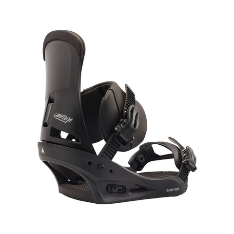 Burton Mens Snowboard Bindings Custom Re:Flex