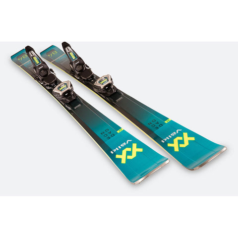 Volkl Mens Skis Deacon 84