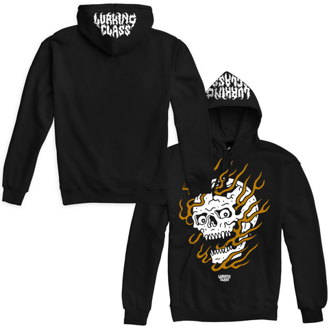 Lurking Class by Sketchy Tank Mens Sweatshirt Fang Pullover Hoodie