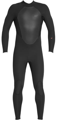Xcel Mens Wetsuit Axis X Back Zip 3/2mm Fullsuit