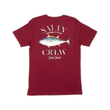 Salty Crew Mens Shirt Big Blue