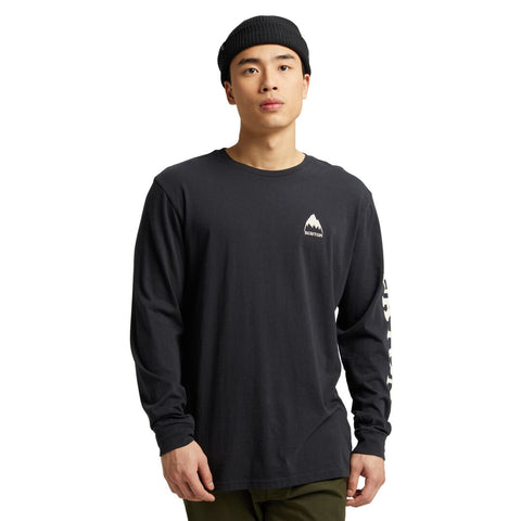 Burton Mens Base Layer Elite Organic Long Sleeve T-Shirt