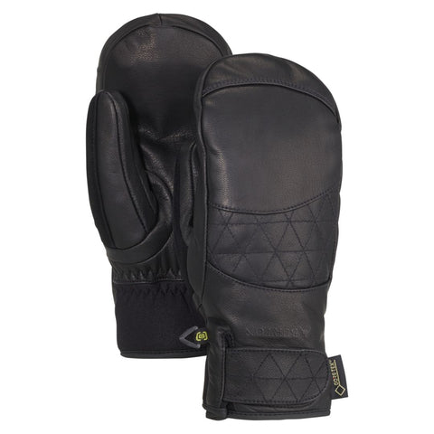 Burton Womens Snow Mitten Gondy GORE-TEX Leather Mitten