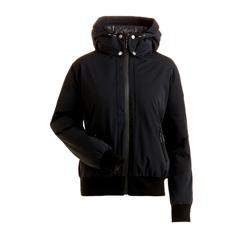 Nils Womens Snow Jacket Julie Reversable Bomber