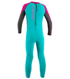 Oneill Toddler Reactor ll 2mm Back Zip Fullsuit