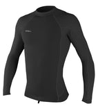 Oneill Mens Wetsuit Hyperfreak Neo/Skins 0.5/6oz.mm Long Sleeve Crew