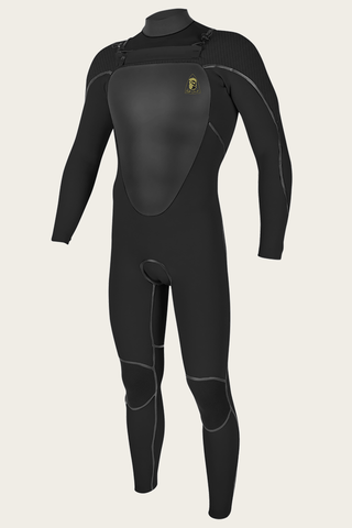 Oneill Mens Wetsuit Mutant Legend Chest Zip 4.5/3.5mm Fullsuit