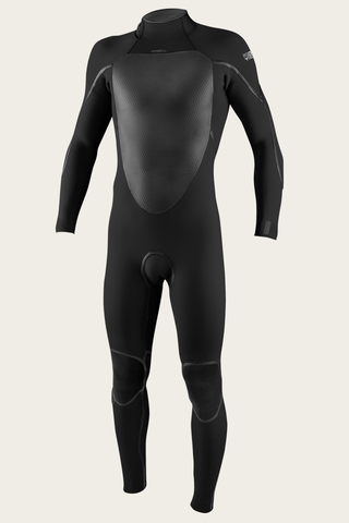 Oneill Mens Wetsuit Psycho Tech Back Zip 4/3mm Fullsuit