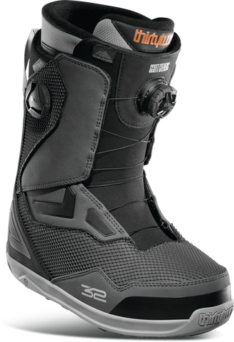 ThirtyTwo Mens Snowboard Boots TM-2 Double BOA Stevens