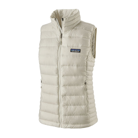 Patagonia Womens Jacket Down Vest