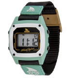 Freestyle Watch Shark Clip Black/Mint
