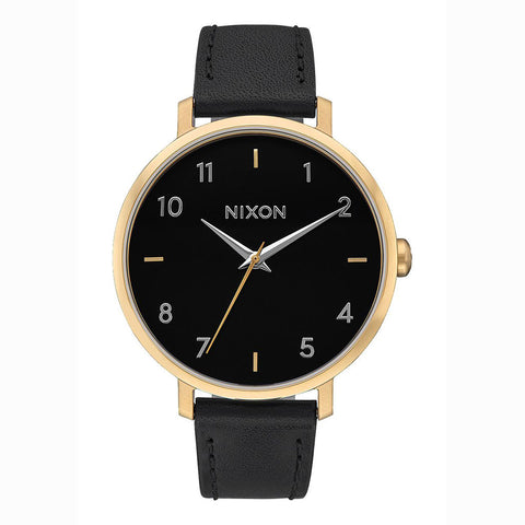 Nixon Watch Arrow Leather 38mm