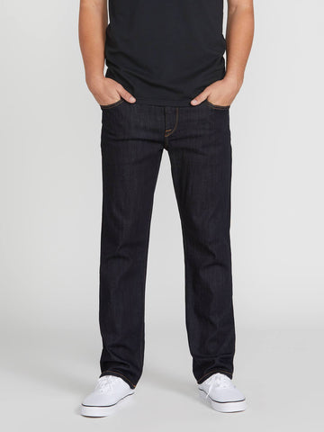 Volcom Mens Denim Solver Modern Fit