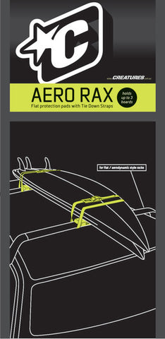 Creatures Of Leisure Rack Pads Aero Rax