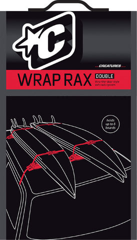 Creatures Of Leisure Rack Pads Double Wrap Rax