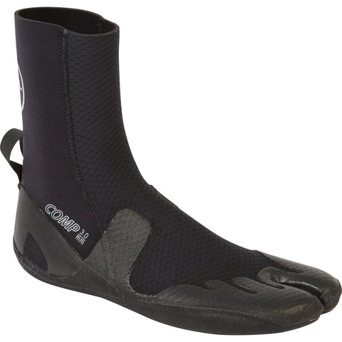 Xcel Mens Surf Booties Comp 3mm Split Toe