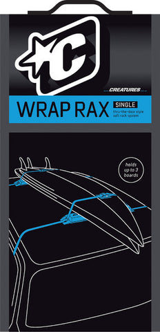 Creatures Of Leisure Rack Pads Single Wrap Rax