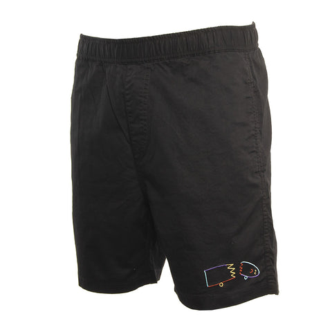 Brixton Mens Shorts Steady Elastic Waistband