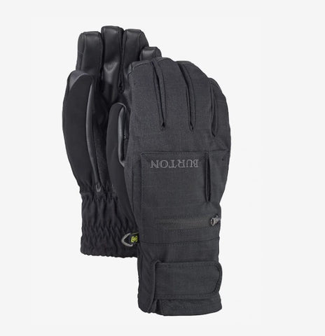 Burton Mens Snow Gloves Baker Two-In-One Under Glove