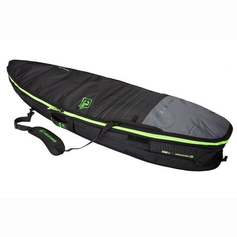 Creatures Of Leisure Boardbag Shortboard Double Travel Bag
