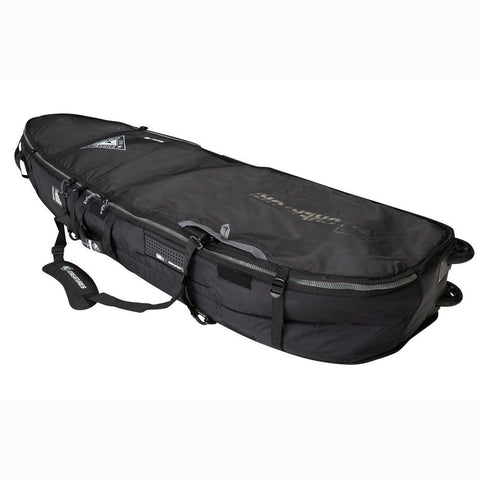 Creatures Of Leisure Boardbag Shortboard Quad Wheely Travel Bag