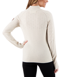 Obermeyer Womens Sweater Dolly ½ Zip