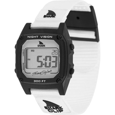 Freestyle Watch Shark Clip Monochrome