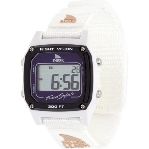 Freestyle Watch Shark Leash White Dolphin