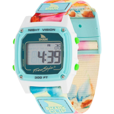Freestyle Watch Shark Clip Sage Erickson Signature Flower Power