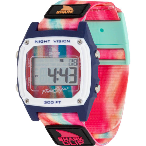 Freestyle Watch Shark Clip Sage Erickson Signature Rainbow Sorbet