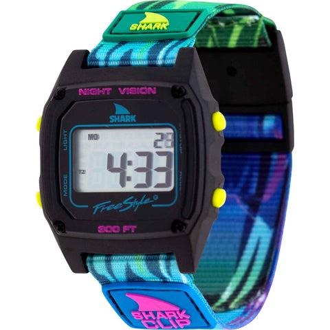 Freestyle Watch Shark Clip Ice