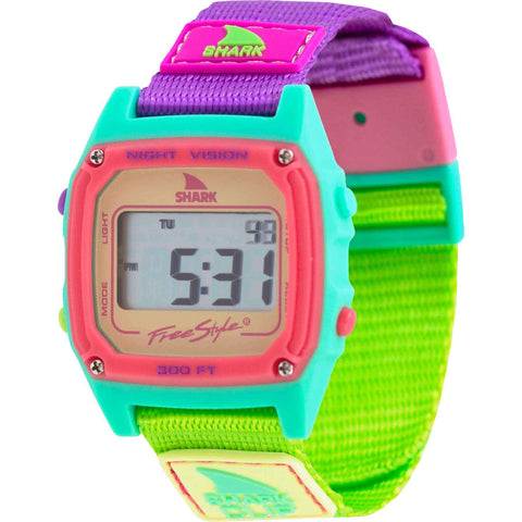 Freestyle Watch Shark Clip Sour Apple