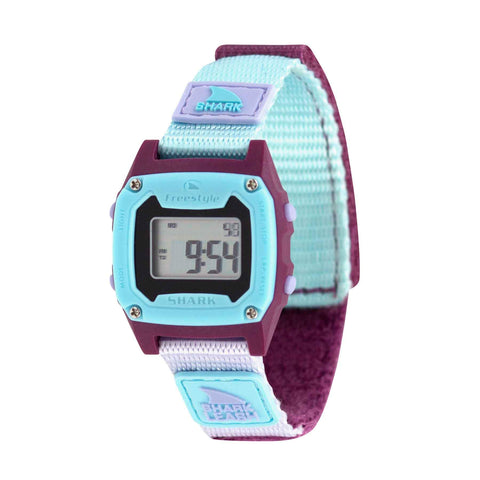 Freestyle Watch Shark Leash Mini Blue Raspberry