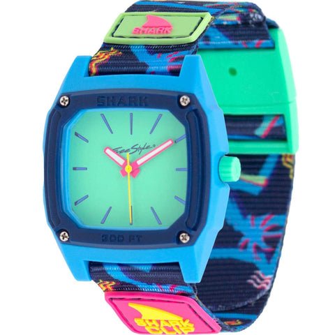 Freestyle Watch Shark Clip Analog Maliblu