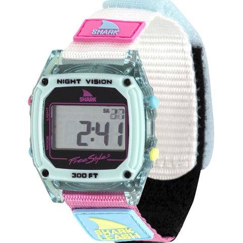 Freestyle Watch Shark Leash Clear Blue Sky