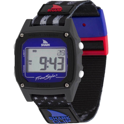 Freestyle Watch Shark Clip Courage