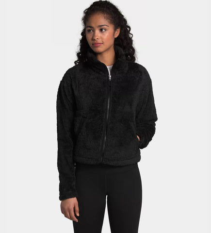 The North Face Womens Base Layer Furry Fleece 2.0 Jacket