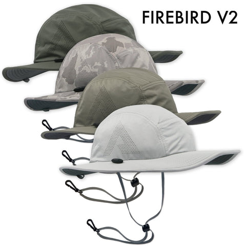 Shelta Performance Sun Hat The Firebird V2
