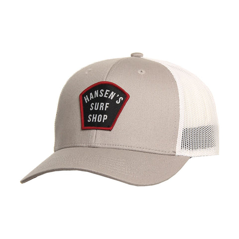 Hansen Hat Coffin Trucker