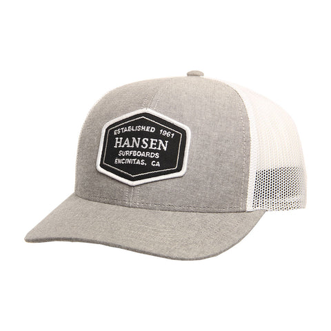 Hansen Hat Established Trucker