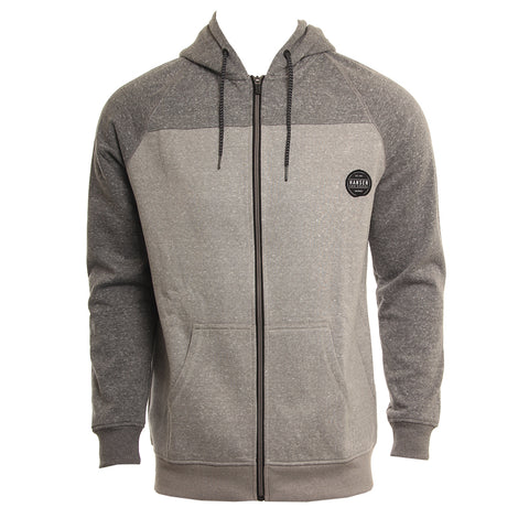 Hansen Mens Sweatshirt Go To 3.0 Zip Fleece