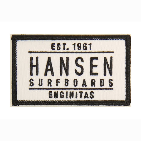 Hansen Logo Patch