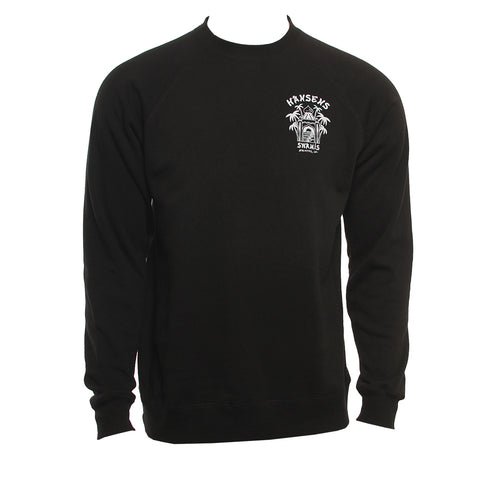 Hansen Mens Sweatshirt Surf Temple