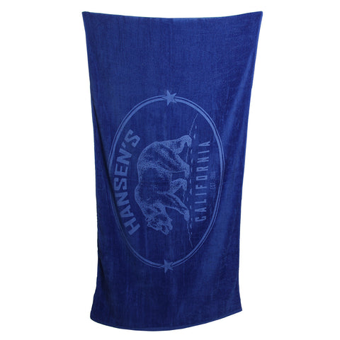 Hansens Beach Towel